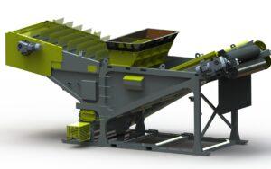 Bac de flottaison Screenpod Hydra FS1400 Lheureux - Investir dans un Bac de flottaison - système recyclage plastique - les étapes du recyclage plastique disponible en France
