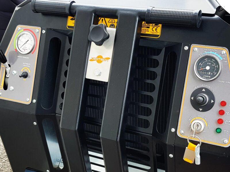 Brumisateur MOTOFOG TECLINEA MF40 Lheureux 2 - Location d'un brumisateur mobile disponible dans toute la France