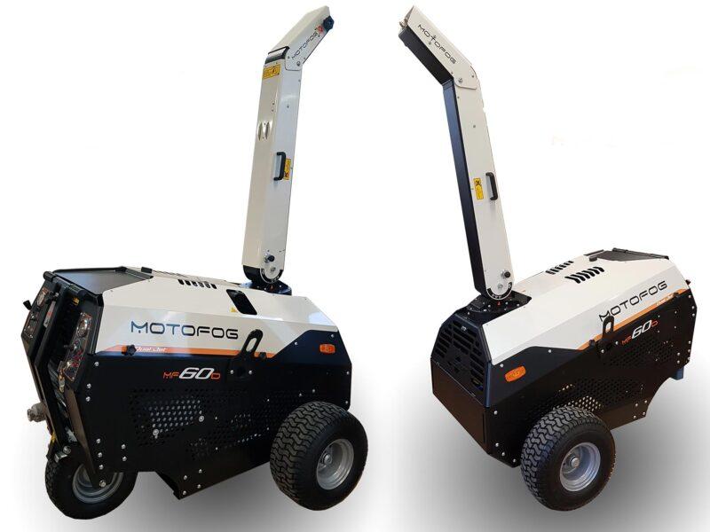 Brumisateur MOTOFOG TECLINEA MF40 Lheureux 8 - Découvrez notre brumisateur mobile de chantier à la location et à la vente dans toute la France