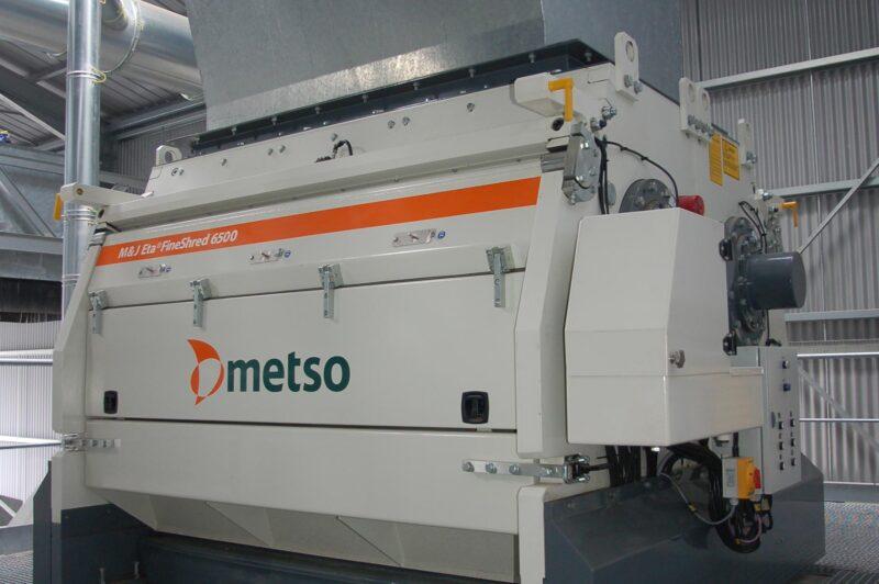 Granulateurs Metso MJ 6500 Lheureux 3 - Louer un Granulateur - Granulateur plastique - granulateur bois - granulateur séparateur - location granulateur - granulateur rotatif en France