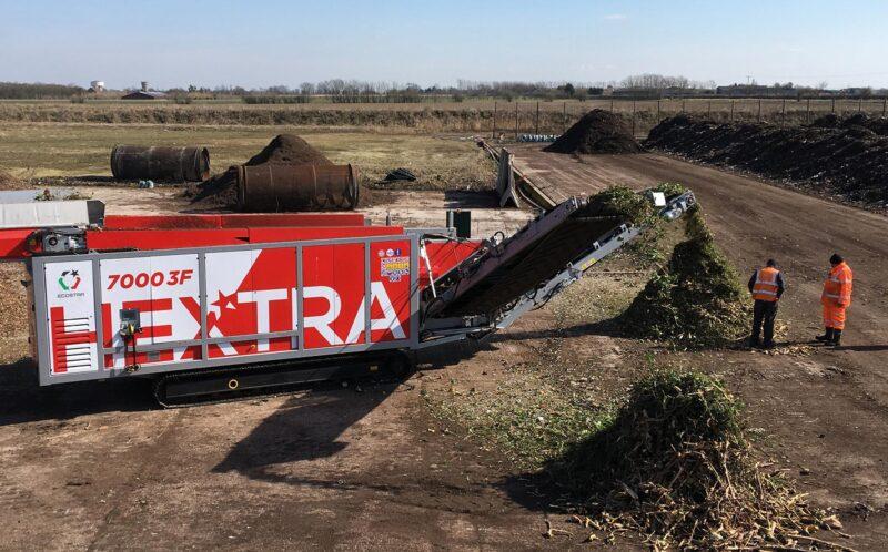 Ecostar Hextra-Lheureux-Hextra-Lheureux-7000 3F crible dynamique mobile - Louer ou acheter un Crible - cribleur - terre criblée - crible terre - crible rotatif - crible terre végétale - crible compost - crible carrière - crible tamis - crible cailloux - crible artisanal - crible sable - crible location - crible vente - crible concasseur - crible pour terre – crible dynamique – crible dynamique stationnaire en Auvergne-Rhône-Alpes, Bourgogne-Franche-Comté, Bretagne, Centre-Val de Loire, Corse, Grand-Est, Hauts-de-France, Normandie, Nouvelle-Aquitaine, Occitanie, Pays de la Loire, Provence-Alpes-Côte d'Azur, PACA