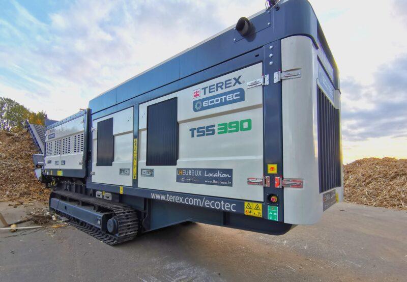 broyeur mobile TEREX ECOTEC TSS390 (1)